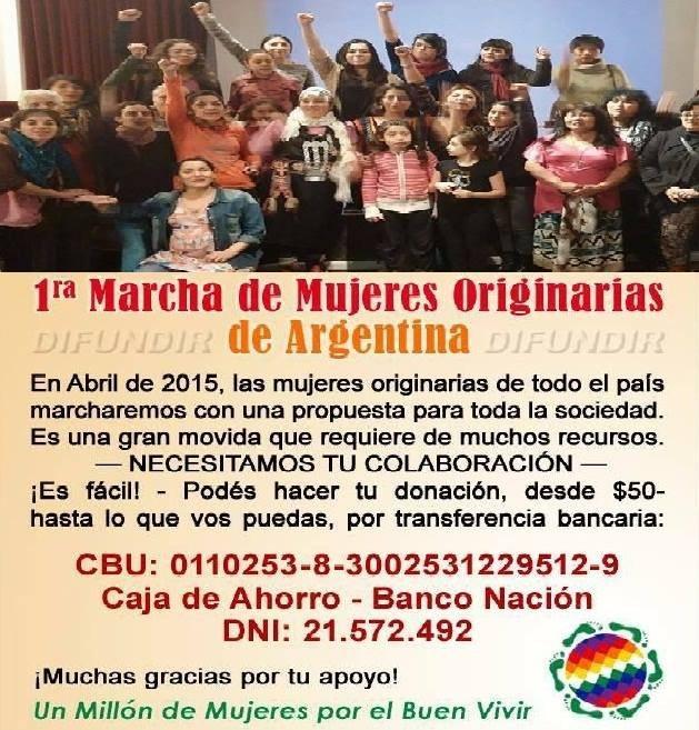 40.000 Teilnehmer beim nationalen Treffen der Frauenorganisationen in Argentinien