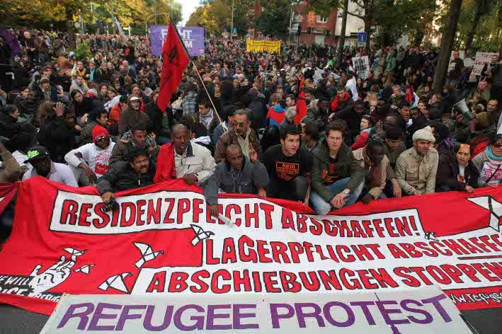 EU-weite Jagd auf Flüchtlinge stößt auf massive Kritik