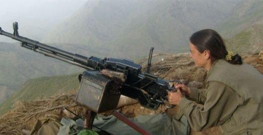 Türkei: Erdogan-Regierung bombadiert PKK-Stellungen