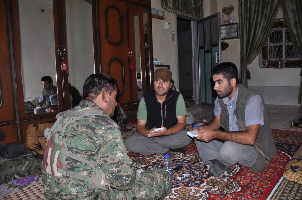 Kobanê: Wichtige Fortschritte im Kampf um die kurdische Stadt