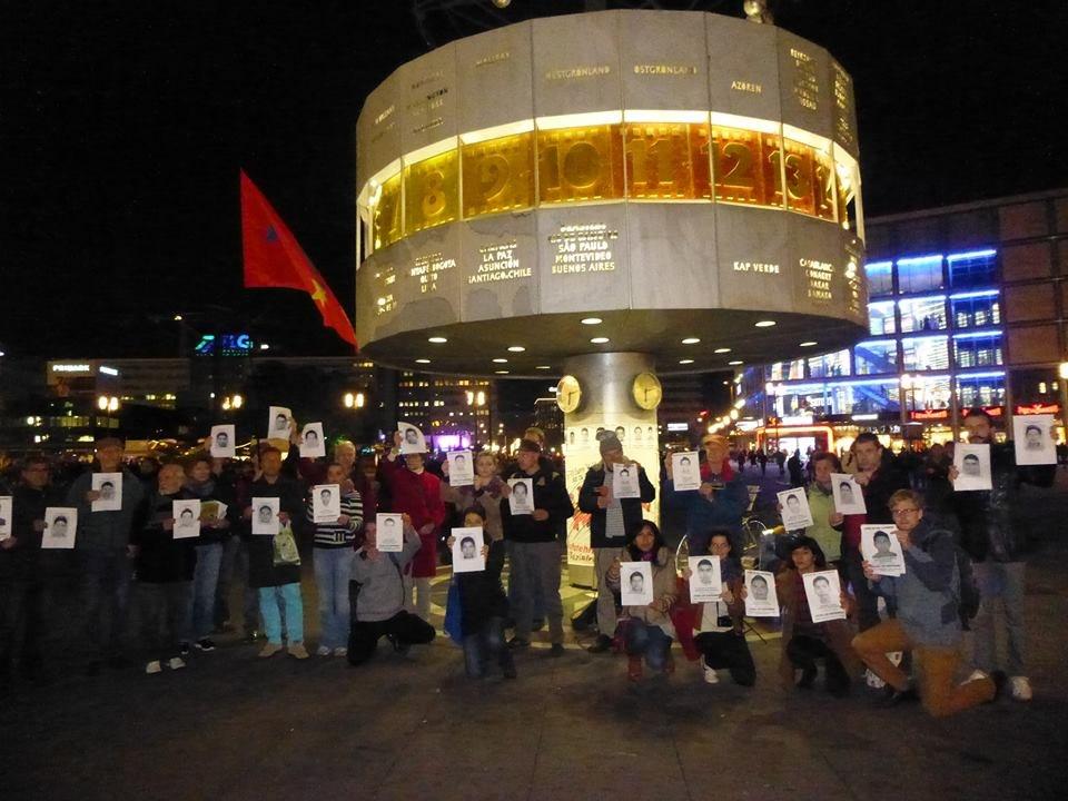 Solidarität zwischen Berlin und Mexiko