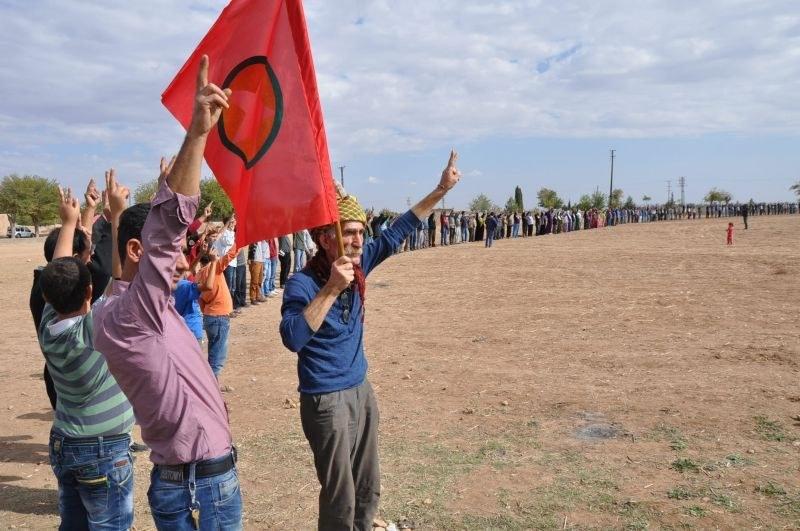 Weltweiter Aktionstag am 1. November zur Solidarität mit Kobanê