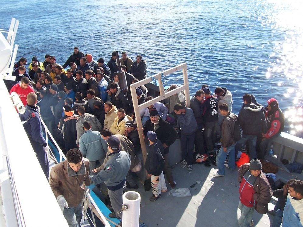 """""""Push-Back-Aktionen"""" im Mittelmeer - kalkuliertes Massensterben"""