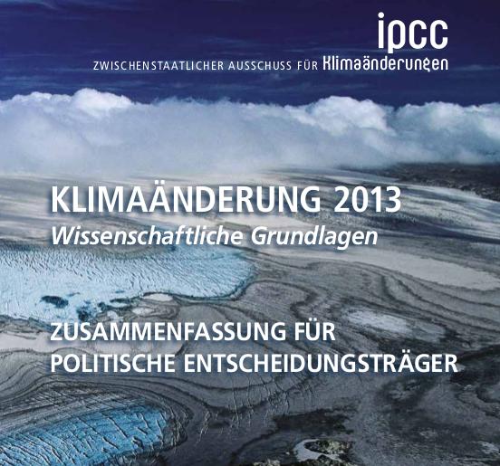 Weltklimarat warnt vor irreversiblen Klimafolgen