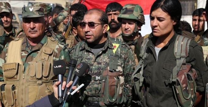 Kobanê ist das Haus aller Kurden
