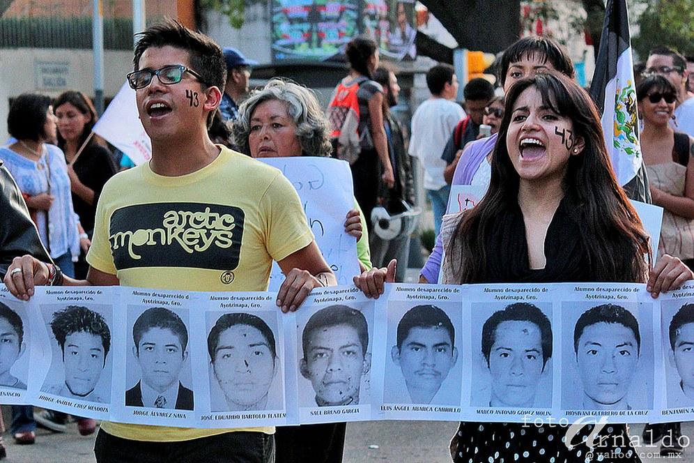 """""""Warum tötet ihr uns, wenn wir doch die Hoffnung von Lateinamerika sind?"""""""