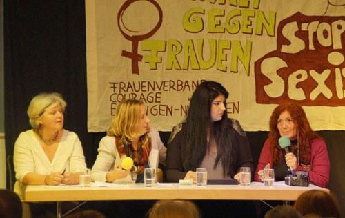 Kobanê-Solidaritätstour macht Station in Stuttgart