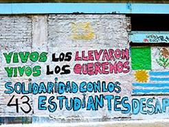 Mexiko: Landesweite Massenkämpfe wegen Verschleppung und möglicher Ermordung der 43 Studenten