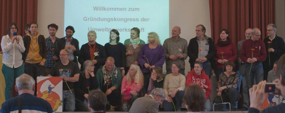Umweltgewerkschaft gegründet