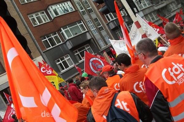 Generalstreik in Belgien – Erfolg der Einheit der Werktätigen