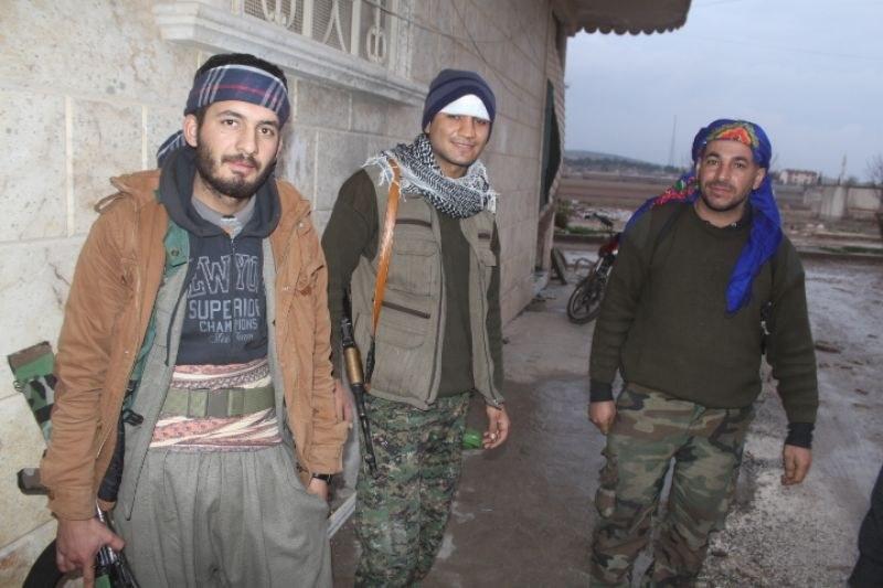 Kurdische Erfolge gegen IS-Faschisten auch in Sinjar (Irak)