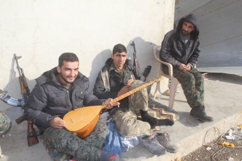 """""""Kobanê ist unsere Freiheit – Verlassen ist keine Lösung"""""""
