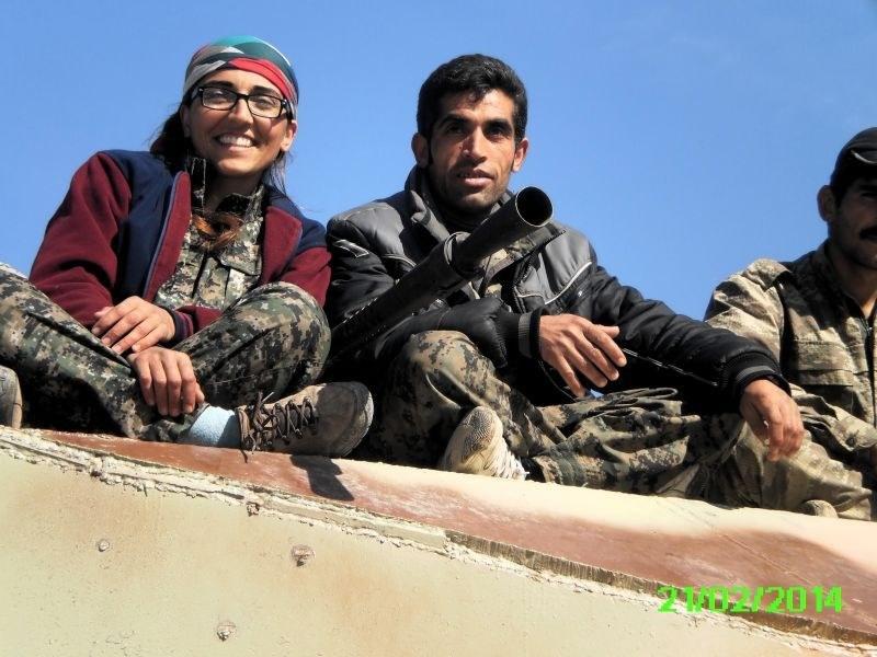 Zum Tod von Sibel Bulut (MLKP) in Rojava