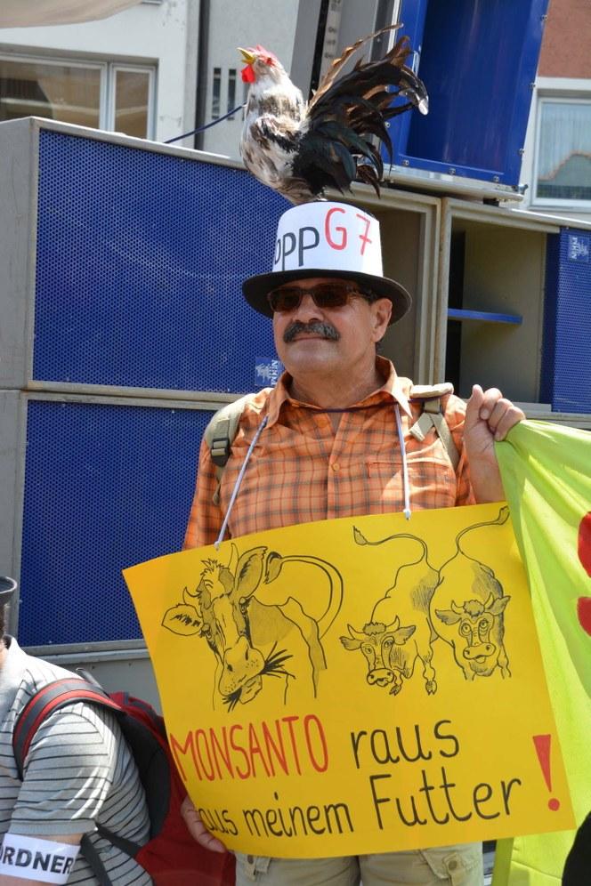 Monsanto und Syngenta – eine neue Runde der Verschmelzung in der Agrarchemie?