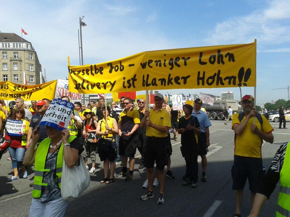 Poststreik ist beendet - Ein Streik mit wichtigen Teilerfolgen