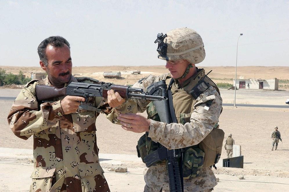 Irak - aufgedeckt: Das totale Desaster der Armee von US-Gnaden