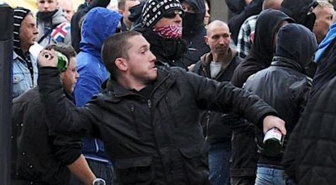 Nein zur HoGeSa-Demonstration in Essen!