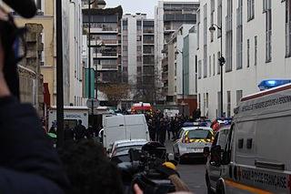 Breite Empörung über faschistischen Terroranschlag in Paris