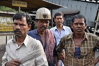 Erster Erfolg der indischen Bergarbeiter