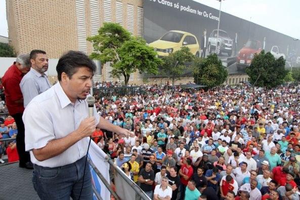 Brasilien: Streik bei VW in São Bernardo weitet sich aus