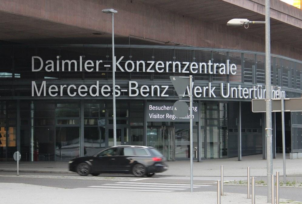 Interne E-Mail: Daimler-Konzern rechtfertigt weltweite Bespitzelung seiner Belegschaften