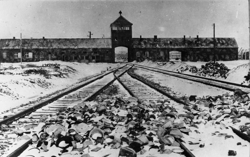 Heute vor 70 Jahren: Befreiung des KZ Auschwitz durch die Rote Armee