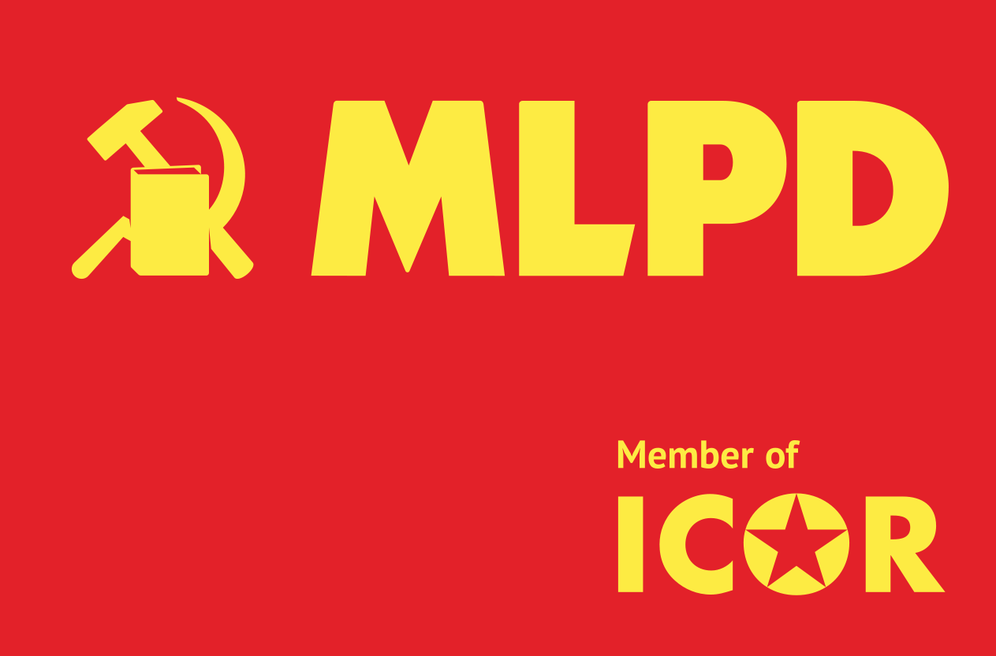 MLPD aktuelles Flugblatt zur Metalltarifrunde
