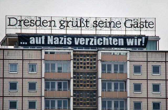 13. Februar: Antifaschistischer Mahngang in Dresden