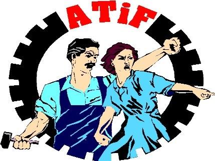 """ATIF: """"Zeigen wir Solidarität mit den streikenden Metall- und Elektroindustrie-Arbeiter/Innen!"""""""
