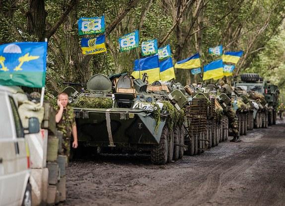 Hektische Reise-Diplomatie der Bundesregierung zur Ukraine-Krise