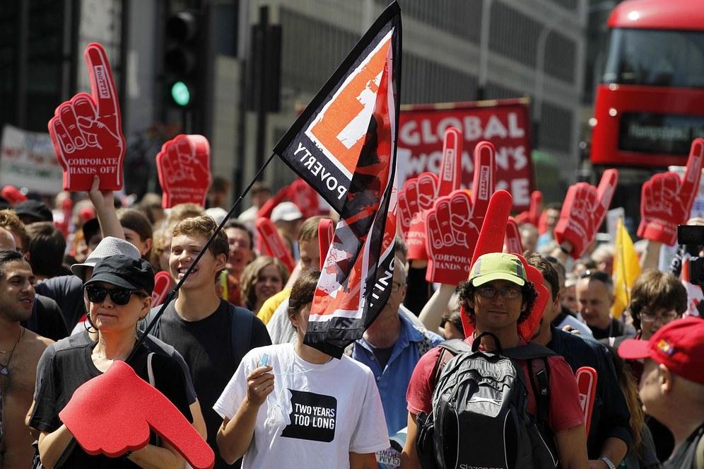 Globaler Aktionstag gegen TTIP geplant