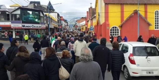 Hunderttausende in Argentinien gegen Regierung Kirchner auf der Straße