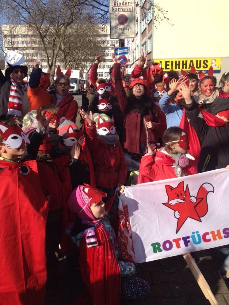 Karneval, Fasnacht, Fasching - die Narren und Jecken legen zum Endspurt los