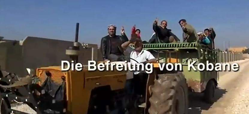 Interessante Fernsehberichte zum Kampf der Kurden um Kobanê