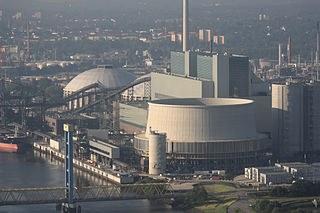 Kohlekraftwerk am Netz - Vattenfalls Hamburger Dreckschleuder