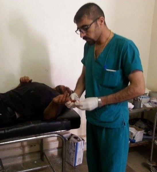 Roj-Krankenhaus in Rojava bittet um Hilfe