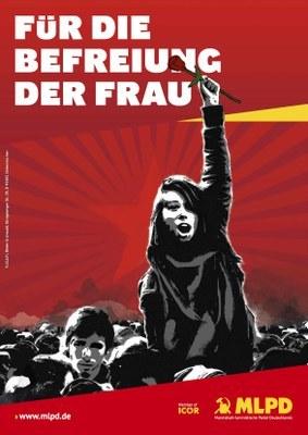 """""""Kein Mann hat das Recht, eine Frau zu schlagen"""" - 8. März im Alevitischen Zentrum in Giengen"""