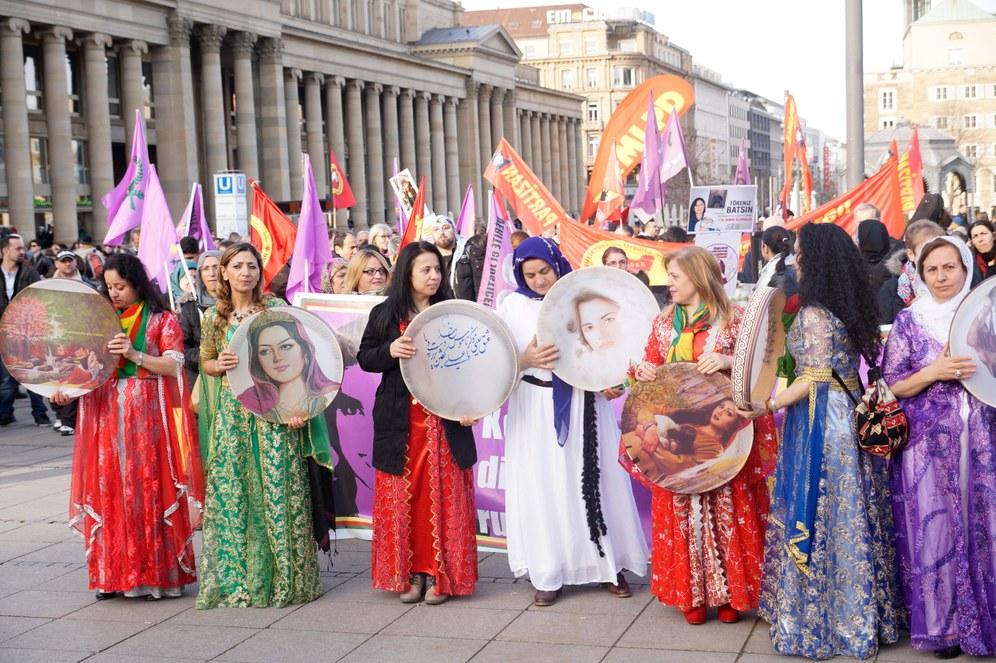 8. März: Frauenpower deutschlandweit