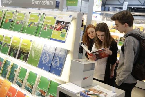 Auftakt der Leipziger Buchmesse