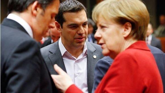 EU-Gipfel setzt Erpressung Griechenlands fort