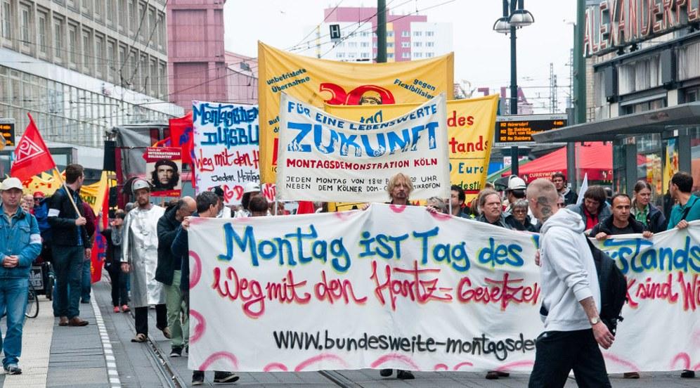 Am 3. Oktober – bundesweite Herbstdemonstration gegen die Regierung