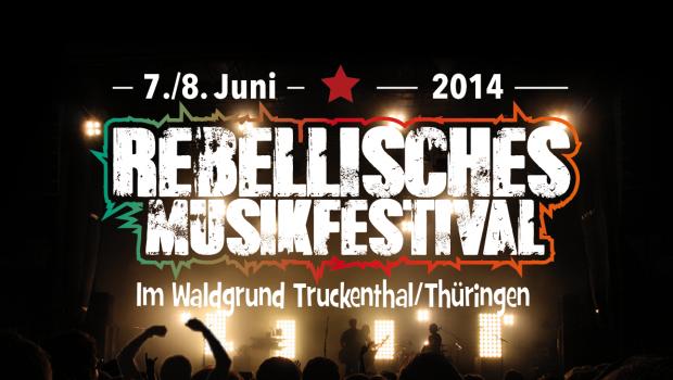 Prozess gegen Versuch der Kriminalisierung von Plakaten für das Rebellische Musikfestival