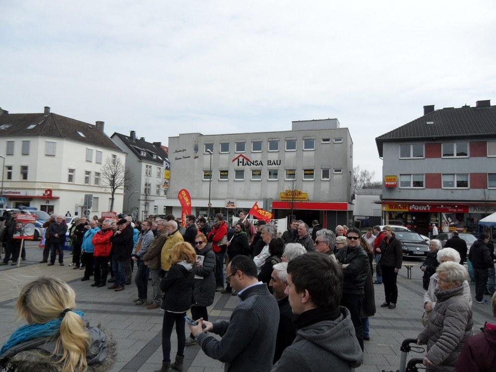 Faschistische Provokation in Dortmund - Skandalöser Schutz faschistischer Umtriebe durch staatliche Behörden
