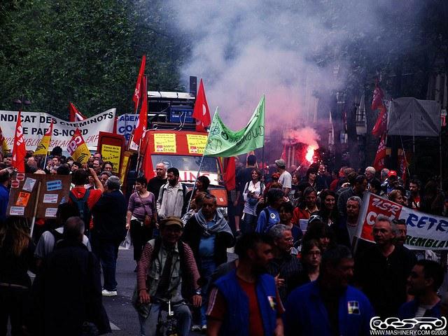 Frankreich: Gewerkschaften rufen zu Streiktag auf