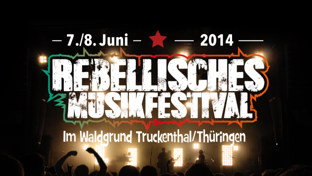 """Verfahren wegen Plakaten zum """"Rebellischen Musikfestival"""" eingestellt"""