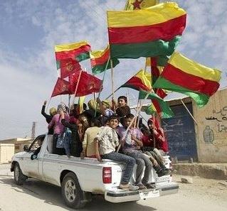 Berlin: Solidaritätskomitee für den Wiederaufbau von Kobanê gegründet