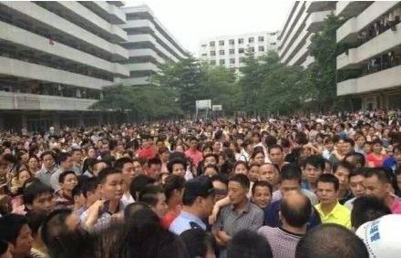 Chinas Arbeiter gehn nach vorn