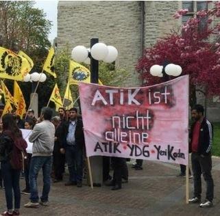 Heute abend in Berlin Protestkundgebung gegen Verhaftung türkischer Genossen