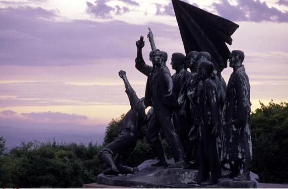 70 Jahre Buchenwald-Befreiung: Antikommunismus hat im antifaschistischen Gedenken nichts zu suchen