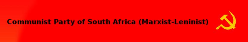 Afrika muss frei von imperialistischer Ausbeutung und Unterdrückung sein